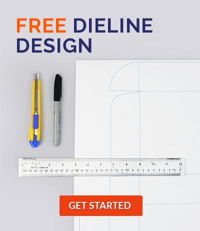 Free Dieline Design
