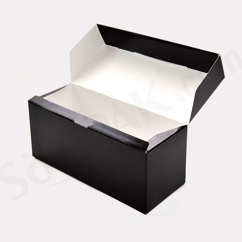 consumer lock cap auto bottom boxes