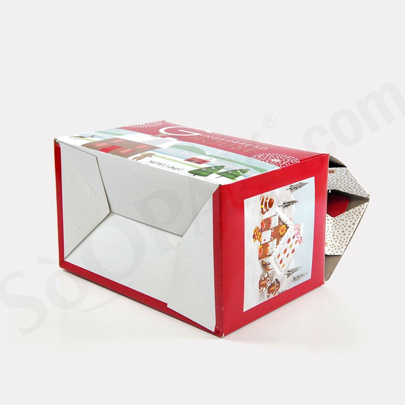 Food Gable Box Auto Bottom