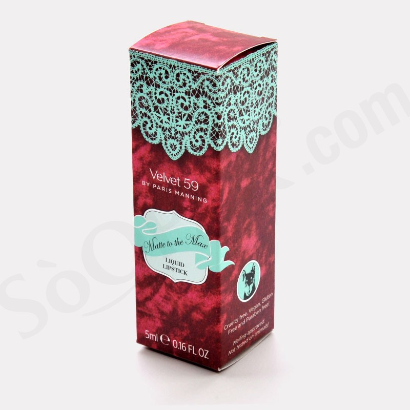 lipgloss lipstick packaging boxes