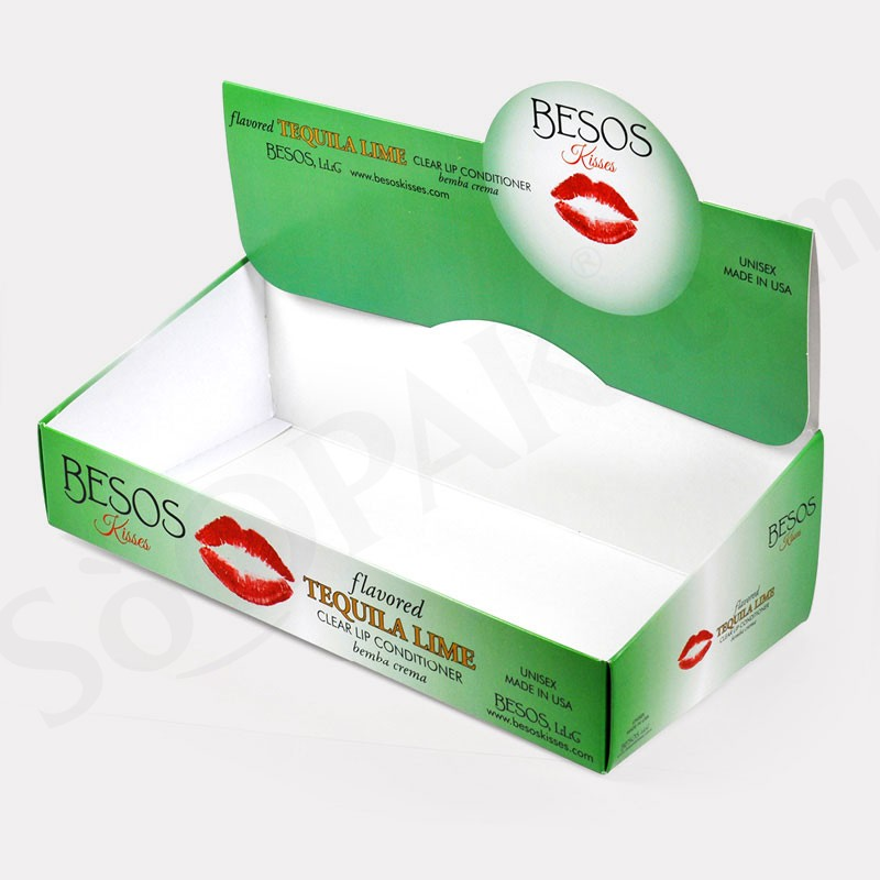 Personal Care Counter Display Boxes