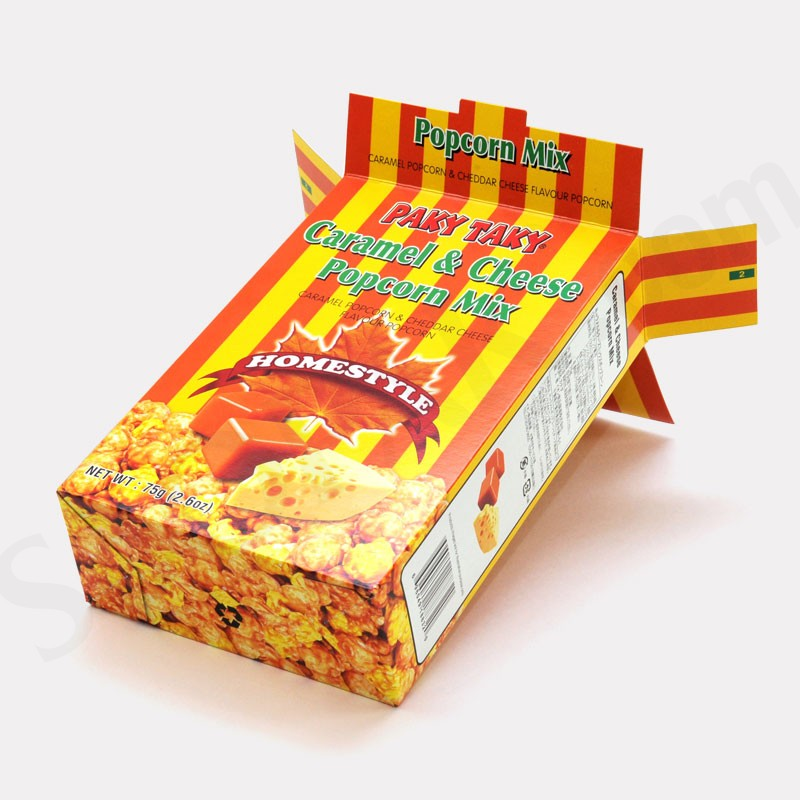 Pop Corn Box