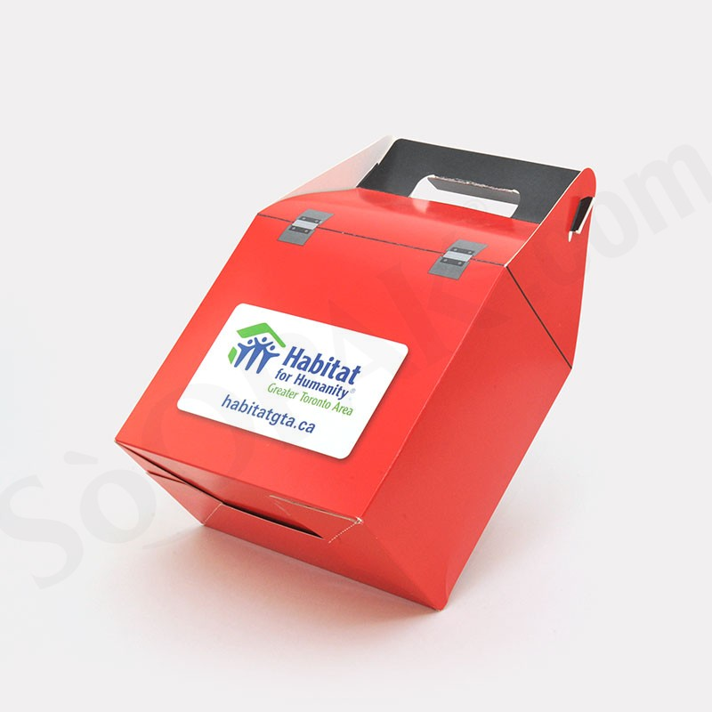 promotion product gable boxes