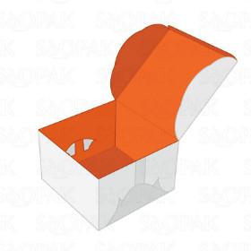 Self-Lock Cake Box image