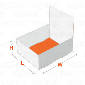 double wall tuck up boxes