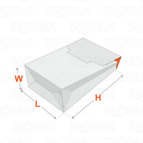 Gable Bag Auto Bottom boxes