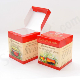 beverage lock cap auto bottom boxes