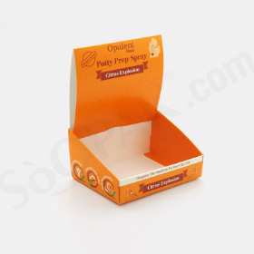 Consumer Product Display Boxes