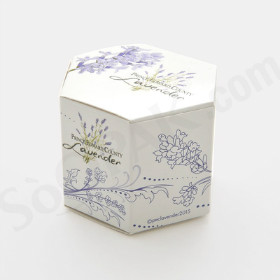 Cosmetic Hexagon Boxes