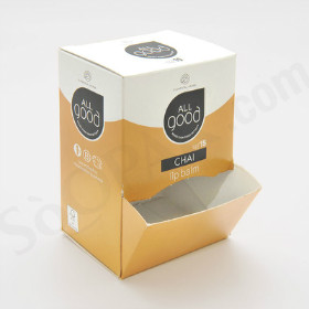 Cosmetic Product Dispenser Box