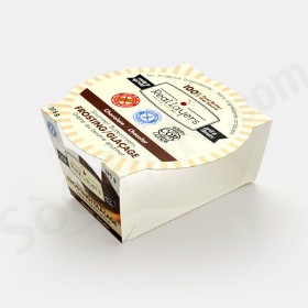 Food Sleeve Packaging