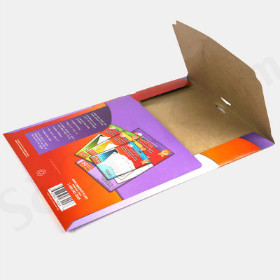 grocery header card boxes