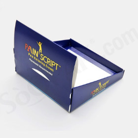 pharmaceutical display boxes image