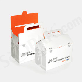 Promotion Gable Box Auto Bottom
