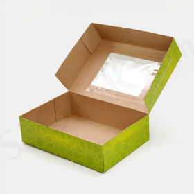 Regular Six Corner Tie Box
