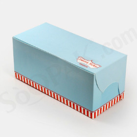 standard cake and pastry boxes image