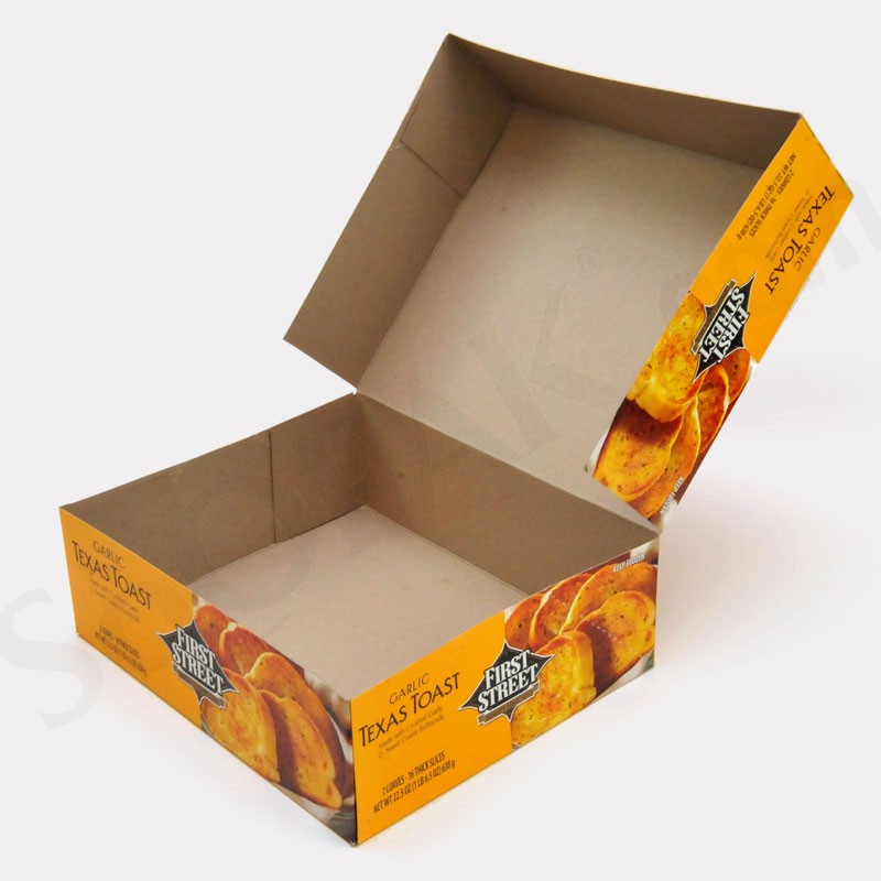 Toast Packaging Boxes