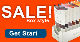 boxes sale by box style